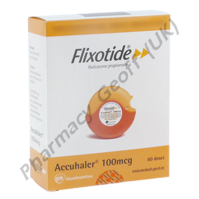 Flovent Acculaher 100mcg