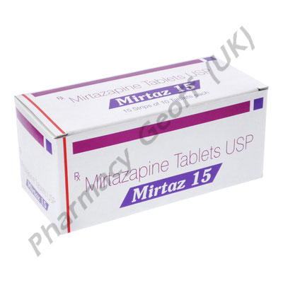 Mirtazapine 15mg