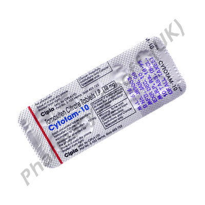 Cytotam Tamoxifen 10mg