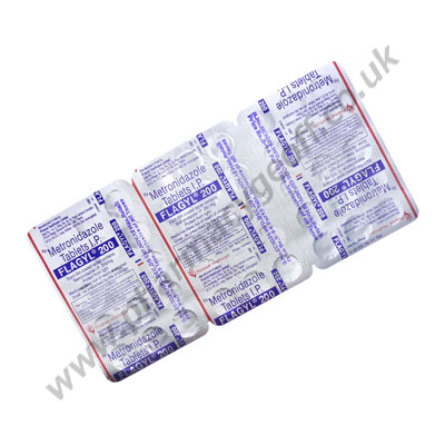 Flagyl Metronidazole 200mg