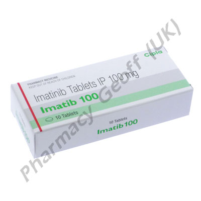 Imatinib 100mg Tablets