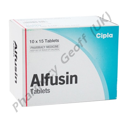 Alfusin (Alfuzosin HCL) - 10mg (15 Tablets)1
