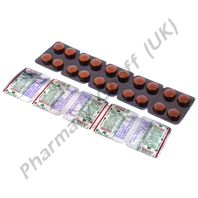 Fasigyn (Tinidazole) - 500mg (100 Tablets)