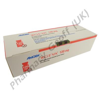 Xgeva Injection (Denosumab) 120mg
