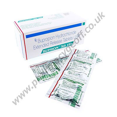 Bupron (Bupropion) - 150mg (10 Tablets)