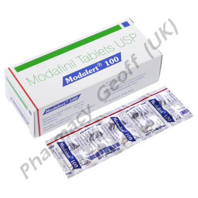 Modafinil (Modalert) - 100mg (10 Tablets)