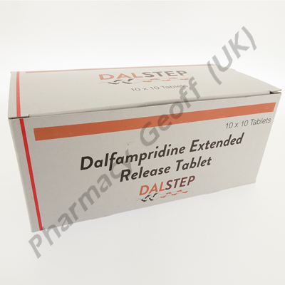Dalstep (Dalfampridine) - 10mg (10 x 10 Tablets)