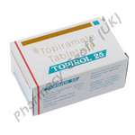 Topiramate (Topirol) - 25mg (10 Tablets)