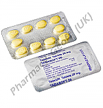 Tadasoft (Generic Cialis) - 20mg (10 Chewable Tablets)