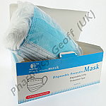 Disposable Protective Mask (50pcs)