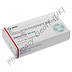 Januvia 50 (Sitagliptin) - 50mg (7 Tablets)