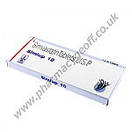 Simvastatin (Simlup) - 10mg (10 Tablets)