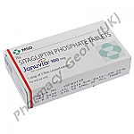 Januvia 100 (Sitagliptin) - 100mg (7 Tablets)