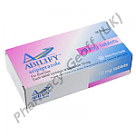 Aripiprazole (Abilify) - 10mg (28 Tablets)