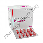 Duprost (Generic Dutasteride) - 0.5mg (10 Capsules)