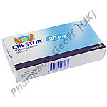 Crestor (Rosuvastatin) - 20mg (28 Tablets) (Turkish)
