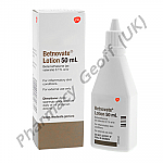 Betnovate Lotion (Betamethasone Valerate) - 0.1% (50mL Bottle)