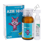 Azithromycin Solution (Azee 100) - 100mg (15ml)