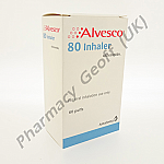 Alvesco (Ciclesonide) - 80mcg (60 puffs)