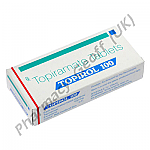 Topiramate (Topirol) - 100mg (10 Tablets)