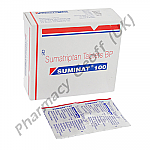 Suminat (Sumatriptan)  - 100mg (1 Tablet)