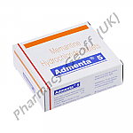 Admenta (Memantine HCL) - 5mg (10 Tablets)