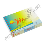 YAZ Oral Contraceptive (Drospirenone/Ethinylestradiol) - 3mg/0.02mg (28 Tablets)