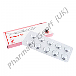 Simvastatin (Simlup) - 20mg (10 Tablets)
