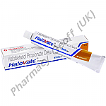 Halovate 0.05% Cream (Halobetasol) - 0.05% (30gm Tube)