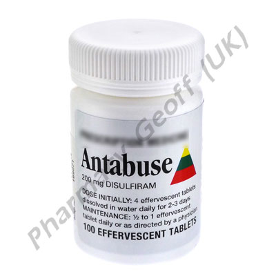 Antabuse Disulfiram