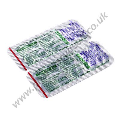 aquazide tablets 12.5mg