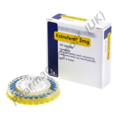 estrogen tablets estrofem 2mg