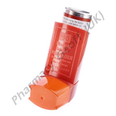 Flovent Flixotide Inhaler 250mcg