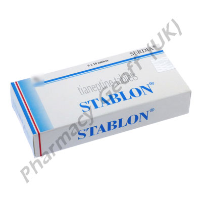 Stablon Tianeptine 12.5mg Tablets