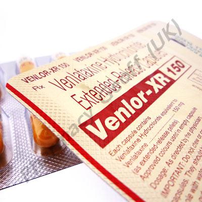 Venlor Venlafaxine Side Effects