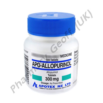 Allopurinol 300mg