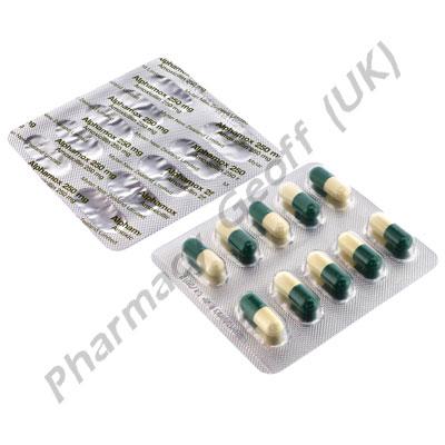 Alphamox Amoxicillin 250mg