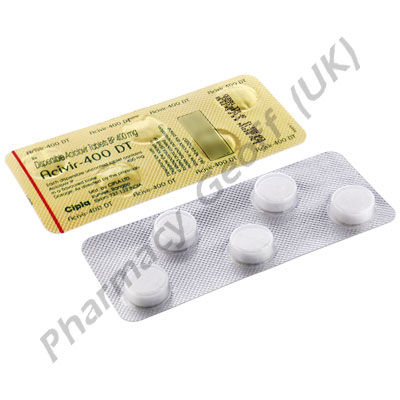 Acivir 400mg Tablets