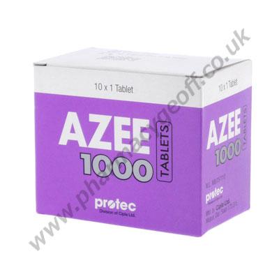 Azithromycin 1000mg Azee