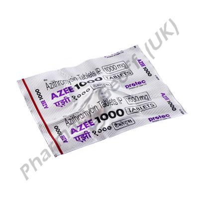 Azithromycin 1000mg Tablet
