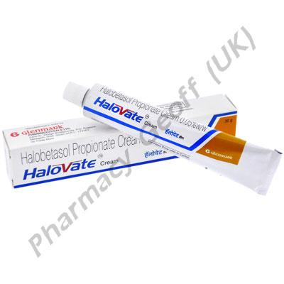 Halobetasol Cream (Halovate)