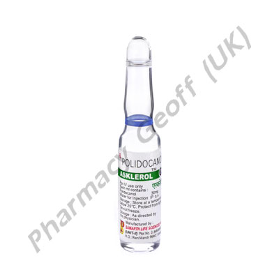 Polidocanol Injection 3 Asklerol 3 2ml
