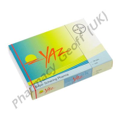 YAZ Oral Contraceptive