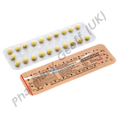 Diane 35 Tablets