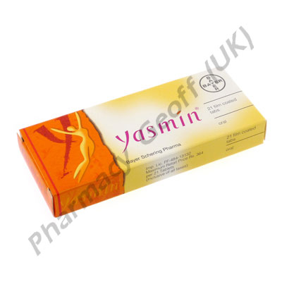 Yasmin Oral Contraceptive