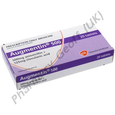 Augmantin (Amoxicillin / Clavulanic Acid)