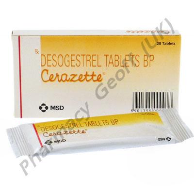 Cerazette (Desogestrel)