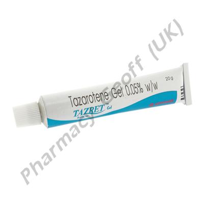 Tazret Gel (Tazarotene) - 0.05% (20g)1