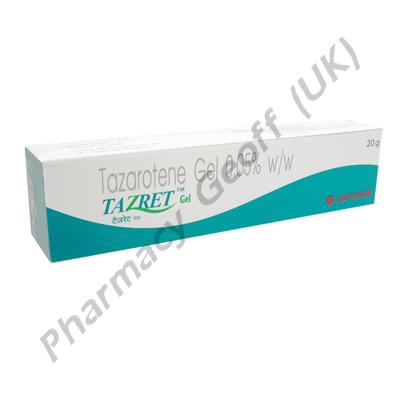 Tazret Gel (Tazarotene) - 0.05% (20g)2