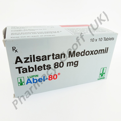 Abel (Azilsartan) 80mg